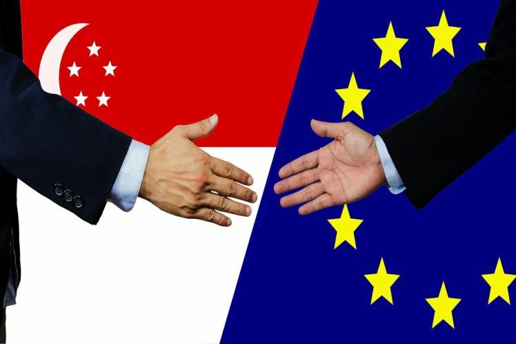 Acuerdo de Libre Comercio entre la UE y Singapur